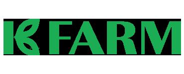 케이팜 Sticky Logo